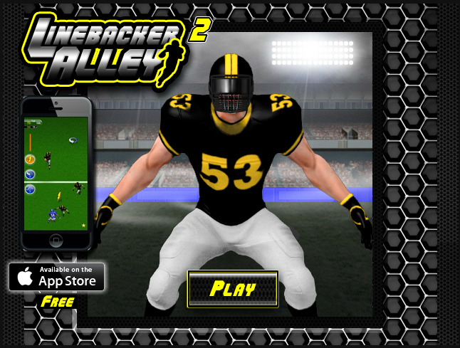Linebacker Alley 2 Free Game
